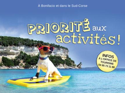 Priorität-Aktivitäten-bonifacio-korsica