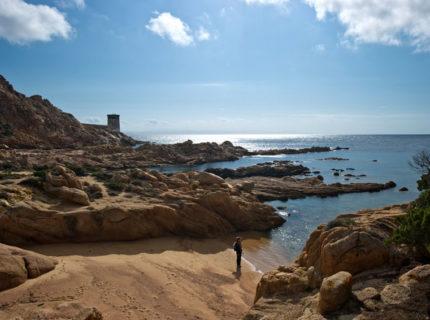 Bonifacio und Land-Strand-wild-EricVolto