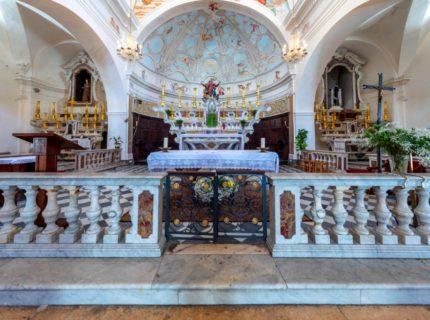 Eglise, bonifacio, paraoisse, Corsica