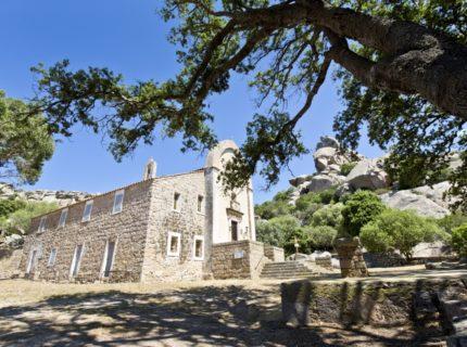Die Ermitage de la Trinité von Bonifacio