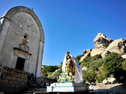 Das religiöse Erbe von Bonifacio