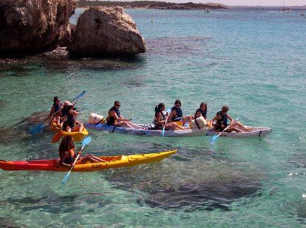 Kayak da mare Bonif 'Kayak