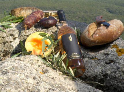 Produits-corse-vien-bière-charcuterie-miel-fruit