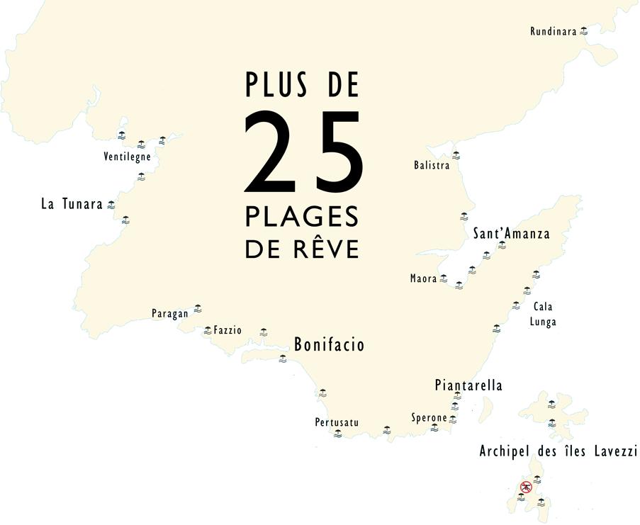 Office De Tourisme Bonifacio Corse Du Sud Et Ses Les Lavezzi