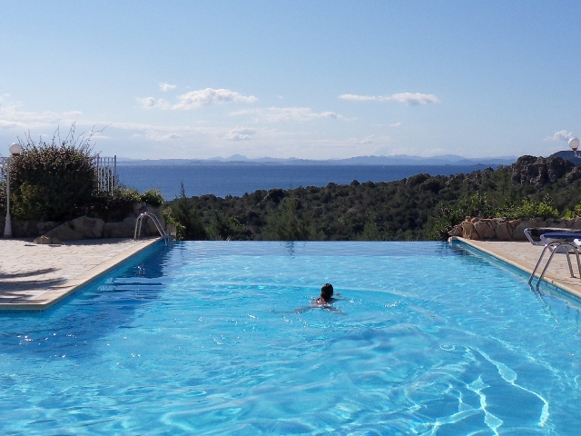 Camping de la rondinara bonifacio corse du sud ot de - Camping bonifacio piscine ...