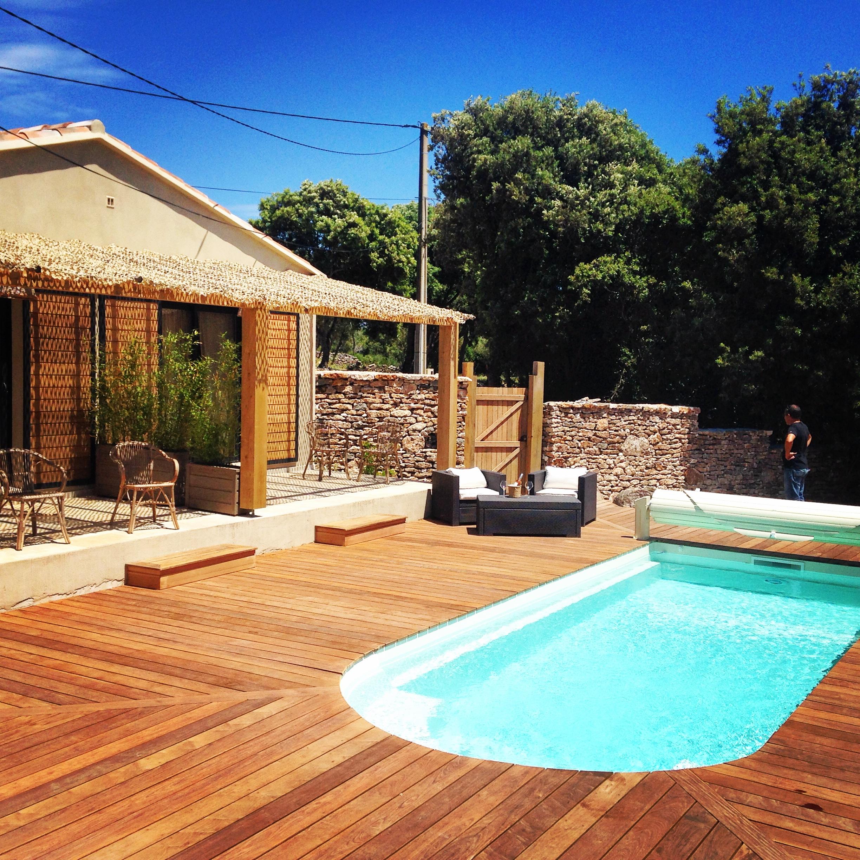 camping bonifacio avec piscine campo di liccia office de