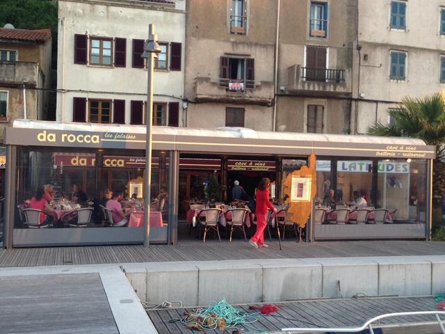 restaurant da rocca bonifacio office de tourisme de
