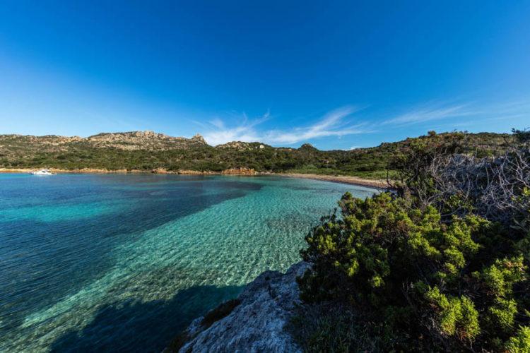 Plage, Paragan, plage, Bonifacio, Corse