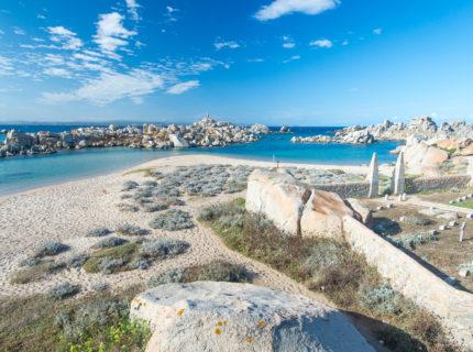 Plage, Lavezzu, patrimoine, Bonifacio, Corse