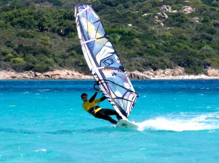 Plage, Piantarella, sport, Bonifacio, Corse