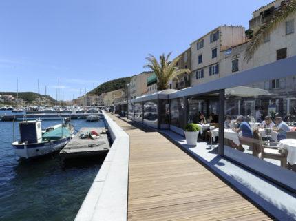 Restaurants bonifacio resto bonifacio pour manger ot for Restaurant bonifacio port