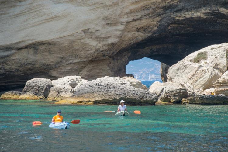 Plage, Sant'Antonio, activités, Bonifacio, Corse