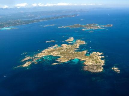 L'archipel des Iles Lavezzi