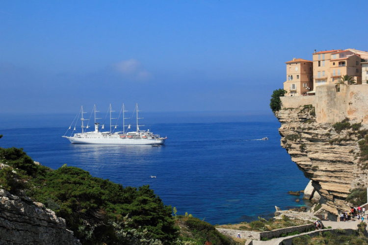 Bonifacio-paysage-falaise-Corsica-CristopheBlanc