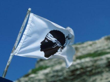 bandera, corsica, hoistoire, moment