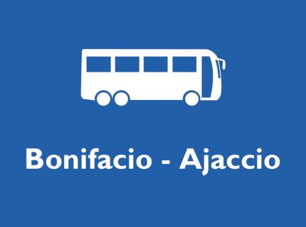 Bus Bonifacio – Ajaccio (par Scopetto)