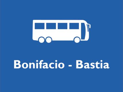 Bus Bonifacio – Bastia (par Porto-Vecchio)