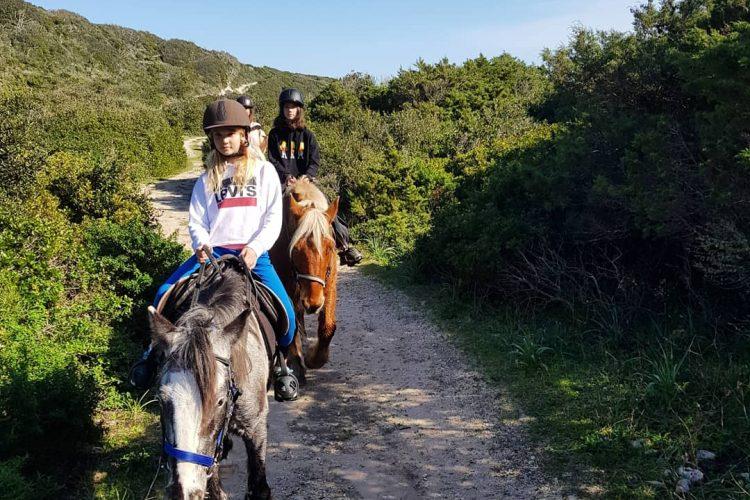 Balade chevaux enfants 2