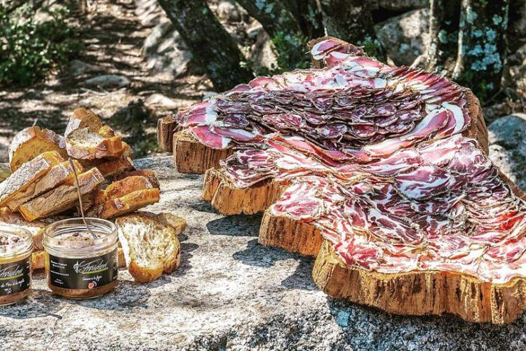 u porcu ranger- corse – figari – exploitation porc- porc noir (2)