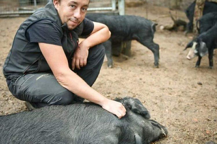 u porcu ranger- corse – figari – exploitation porc- porc noir (6)