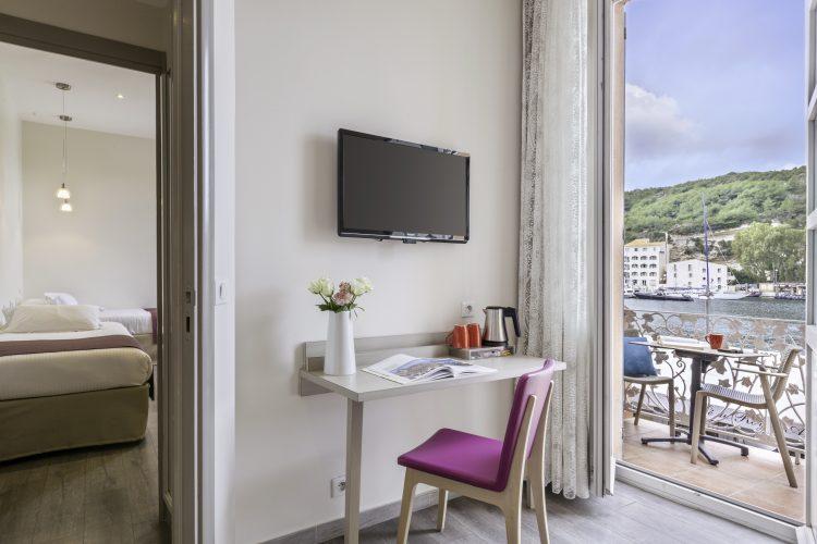 hotel bonifacio best western roy aragon vue port (13)