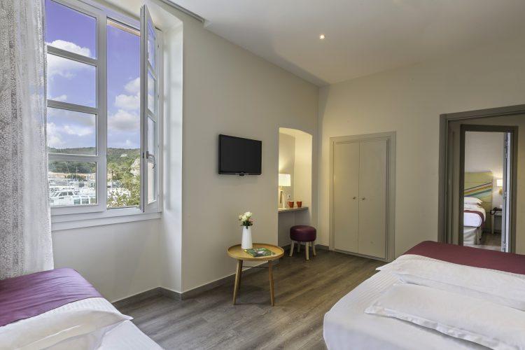 hotel bonifacio best western roy aragon vue port (14)
