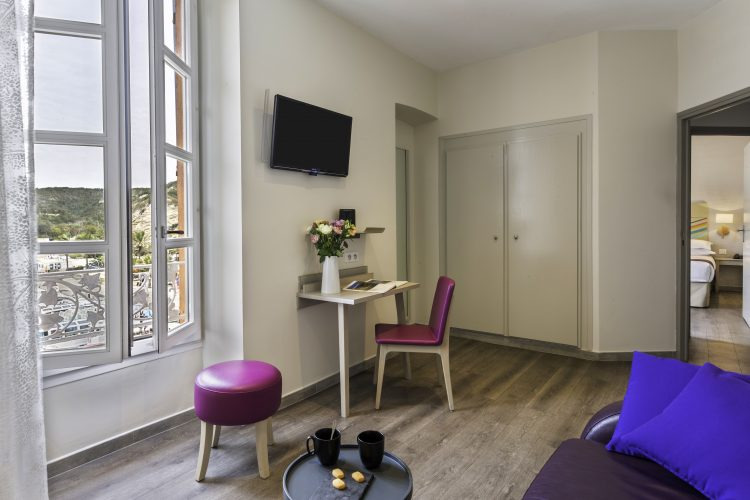 hotel bonifacio best western roy aragon vue port (15)