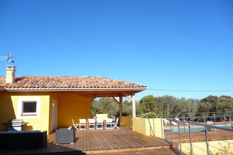 location meublé bonifacio ramos piscine canetto (7)