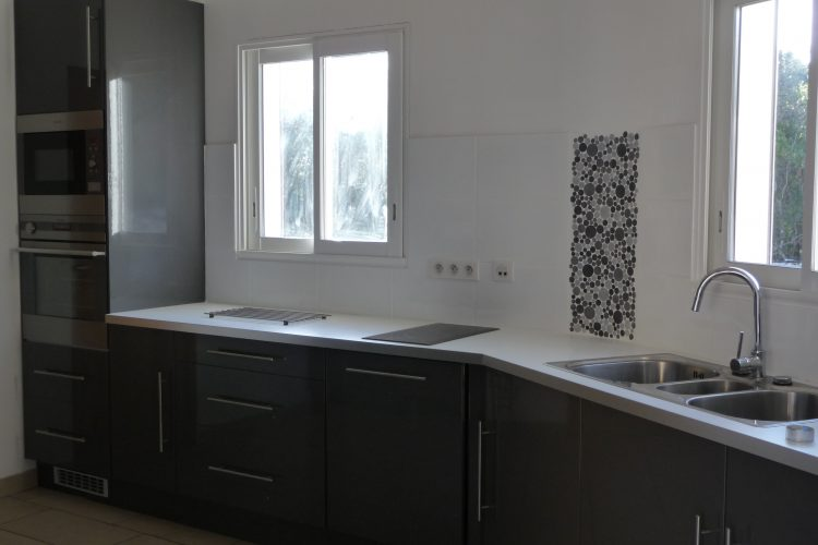location meublé bonifacio ramos richard piscine canetto (11)chambre