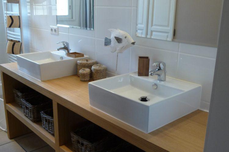 location meublé bonifacio ramos richard piscine canetto (24)salle de bain