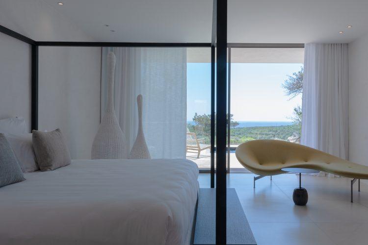 Hôtel Cala di Greco chambre vue 1